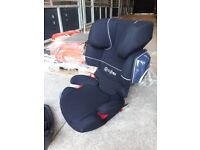Cybex car seat plus base and instruction book