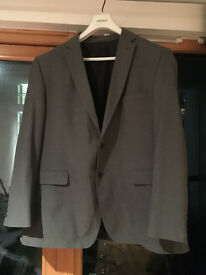 Centaur grey suit jacket 46R