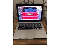 MACBOOK PRO 500gb with £80 hard case stunning may swap car