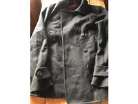 Superdry Peacoat Size XXL (Slim Fit)