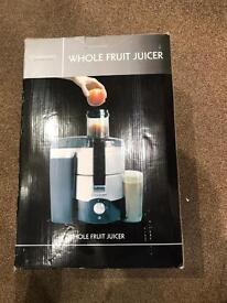 Juicer Whole fruit Juicer