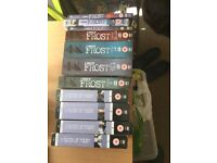 FROST, DVD's in very good condition