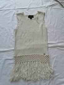 Lipsy sleeveless knitwear top
