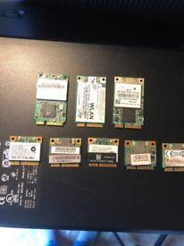 8x wifi cards laptops