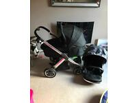 Oyster Pram pushchair. Priced for quick sale