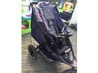 phil and teds e3 double buggy