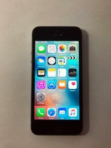 BELL / VIRGIN Space Grey 16GB iPhone 5S (A Condition)