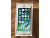 iPhone 6 02 / Giffgaff 16GB Silver Excellent condition