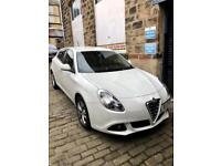 Alfa Romeo Giulietta Lusso 1.6 Diesel 2012 White