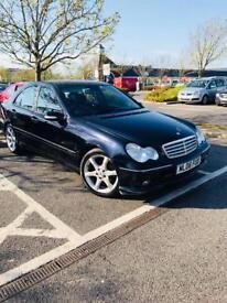 Mercedes 2.2 diesel automatic