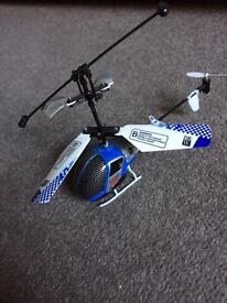 Mini helicopter with remote