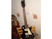 GIBSON STYLE ELECTRIC GUITAR