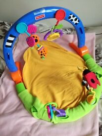 3 in 1 Baby play mat Fisher Price