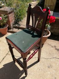 Old Style Retro Bar Stool/Chair