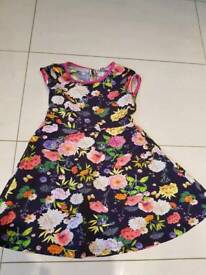Girls Debenhams dress
