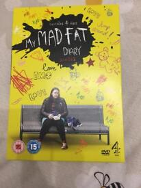 My mad fat diary 2 DVDs Box set