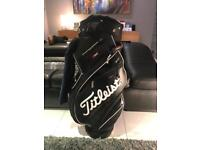 Callaway FT irons ping g10 driver titleist vokey 58 degree wedge and odyssey 2ball putter