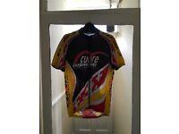 Retro cuore cycling jersey