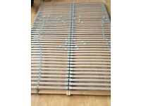 Bed Base - Slatted 'Sultan Laxeby' - extremely comfortable, great condition