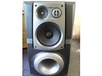 LARGE subwoofer Hi Fi speakers