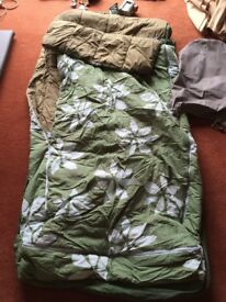 Readybed with bag & pump