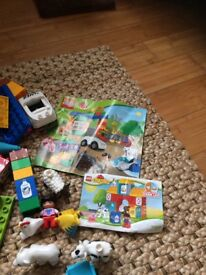 Girls duplo bundle