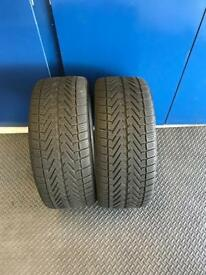 2 x 225 45 R17 vredestien wintrac extreme winter tyres