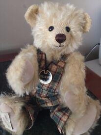 Deans Collectors Teddy Bear