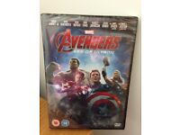 Marvel Avengers - Age of Ultron DVD
