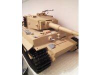 model tiger tank { swaps / offers }