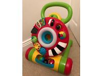 ELC lights and sounds walker toy