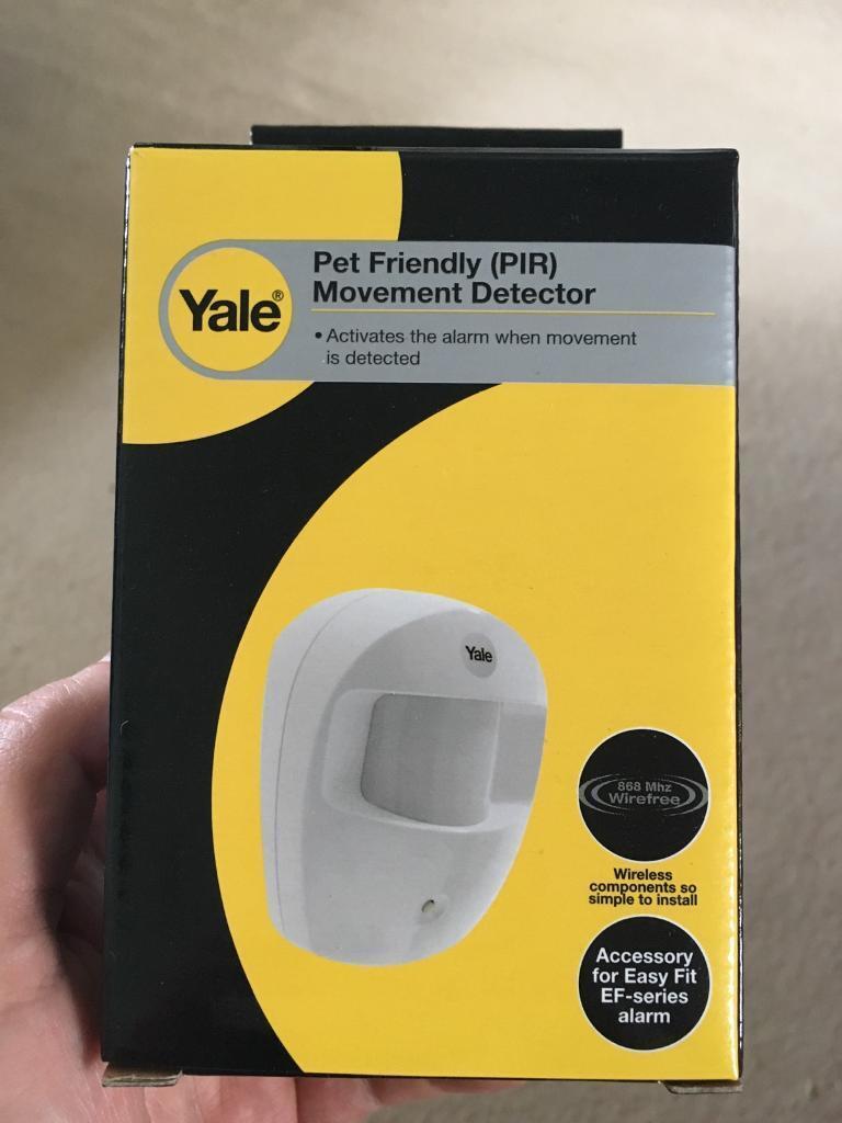 Yale PIR Movement Detector