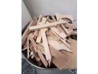 Free Plywood Offcuts