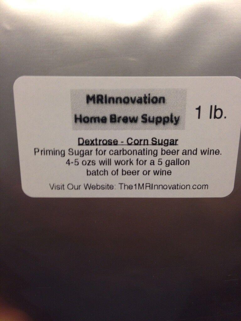 Dextrose Corn Priming Sugar Homemade Wine Beer Soda Making Brewing Bottling