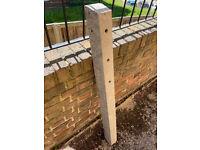 Concrete Fencing spur