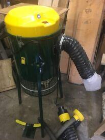 Record power RDX 800i dust extractor