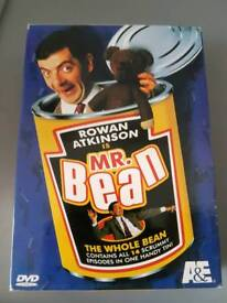 Mr Bean Volumes 1-4