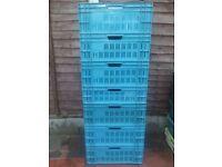 Stackable Storage Crates / Baskets