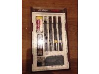 Free Rotring Isograph pens College Set
