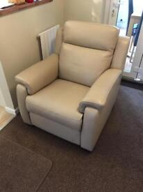 New electric recliner chair