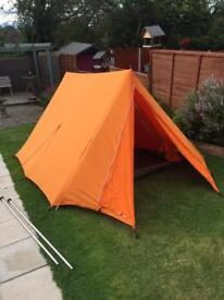 Vango force 10 canvas scout/army tent