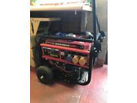 Neilson gasoline generator 5000w