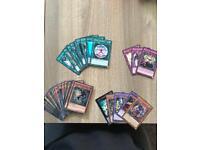 Assorted Yu-Gi-Oh! Cards
