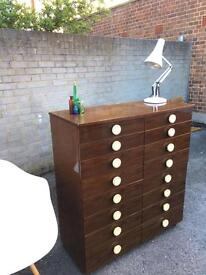 GENUINE TALL BOY/CHEST OF DRAWERS/SIDEBOARD FREE DELIVERY 🇬🇧