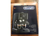Delonghi coffee machine espresso maker