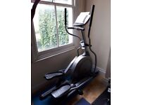 Vision Fitness X1500 Elliptical Trainer (barely used), offers accepted