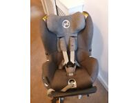 Cybex sirona 360 spin carseat