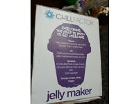 Jelly maker