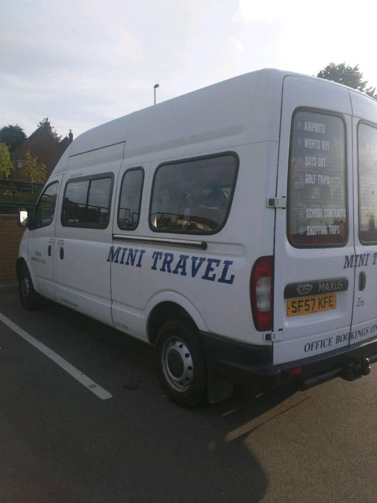 2007 LDV minibus with coif certificate   in Gloucester ...