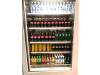 Capital Grab&Go chiller for sale( hardly used)
